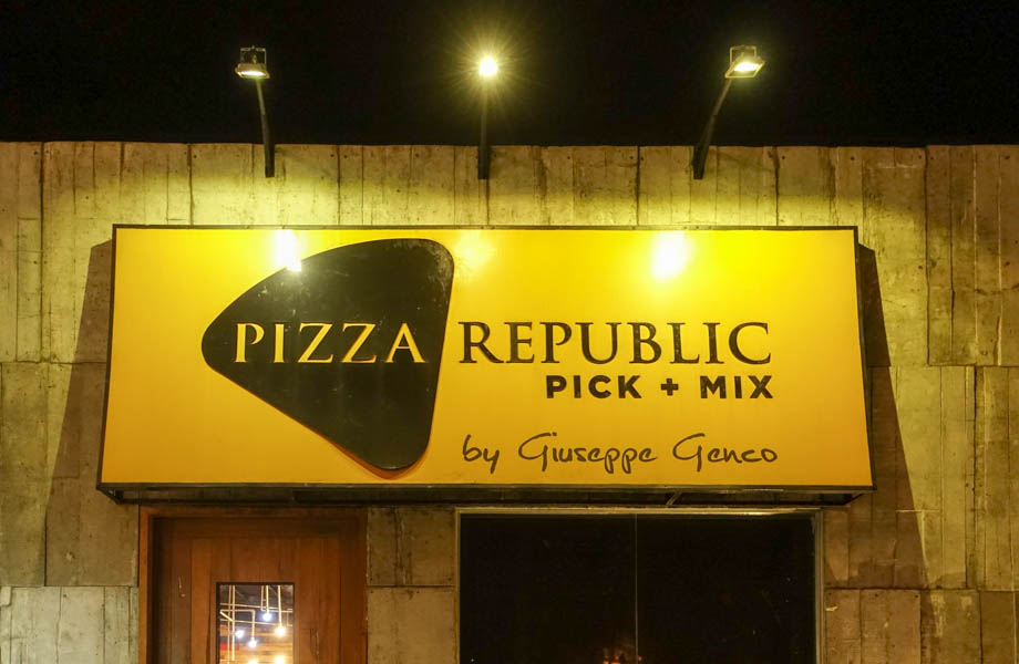Pizza republic 73