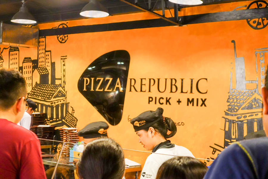 Pizza republic 6