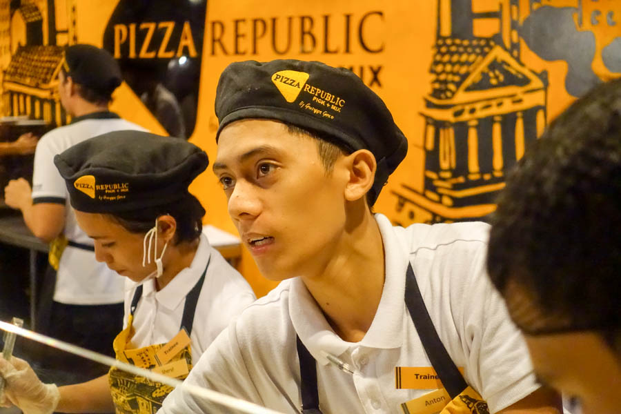 Pizza republic 8