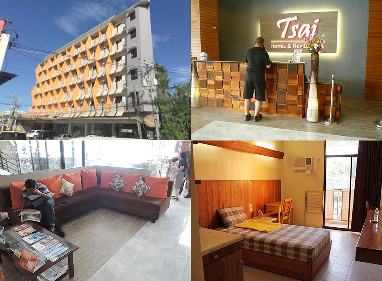 Tsaiホテル