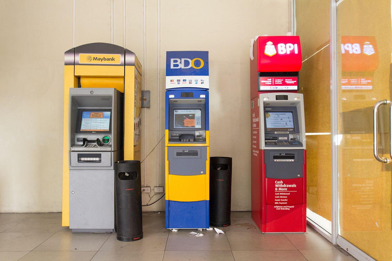 3Dアカデミー周辺施設、JYモール内ATM