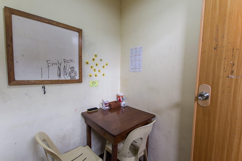HELPマーティンス校の教室