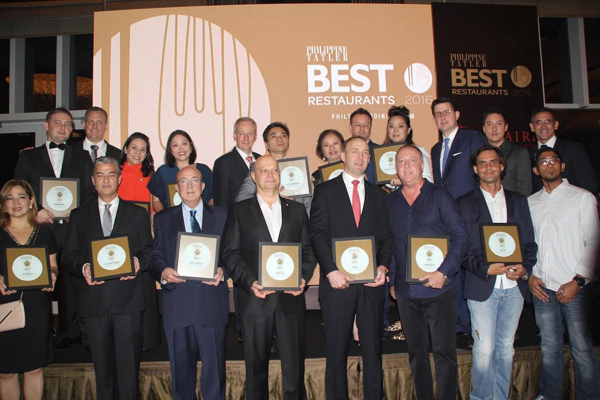 『Philippine's Best Restaurants』2