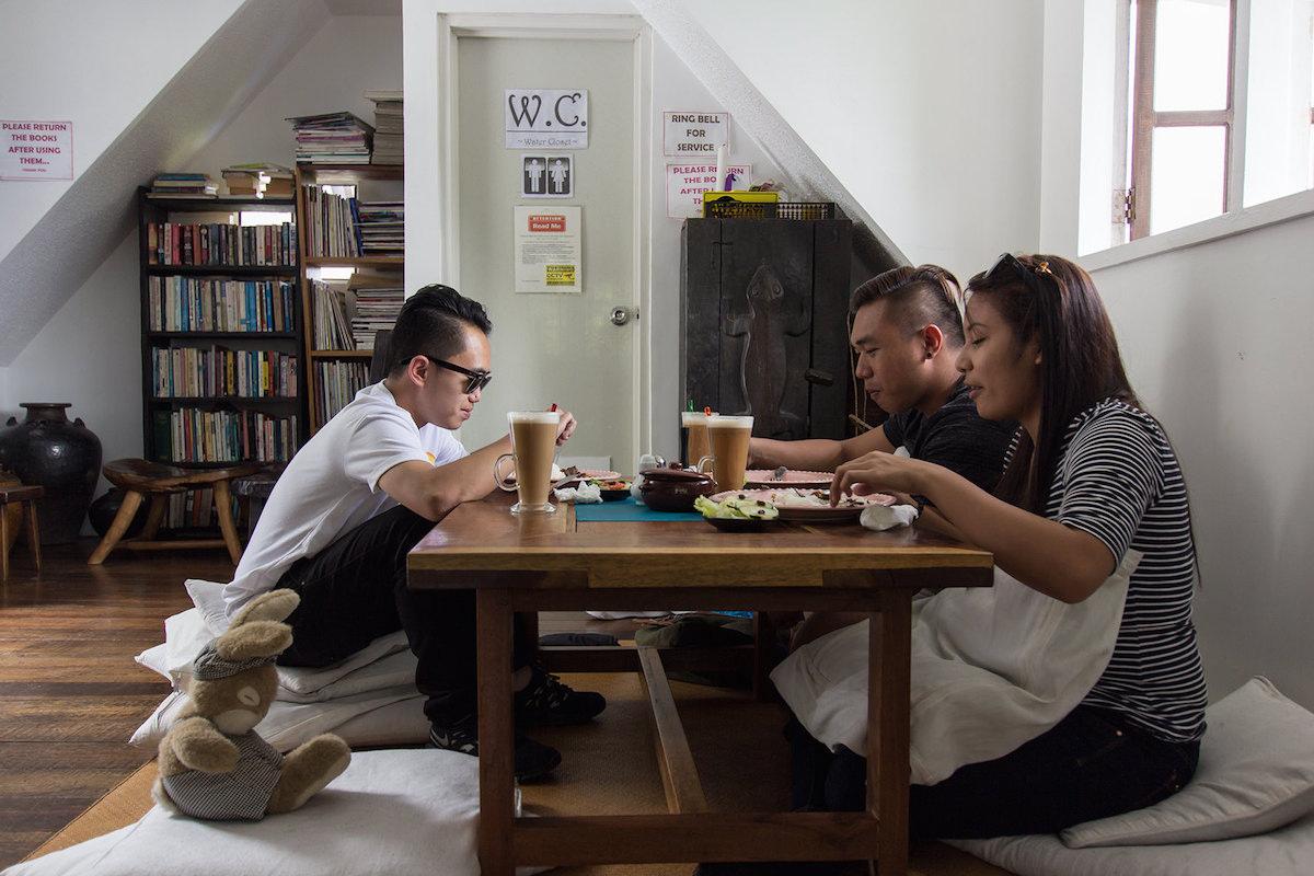 『Arca's Yard Cafe』の外観・内装10