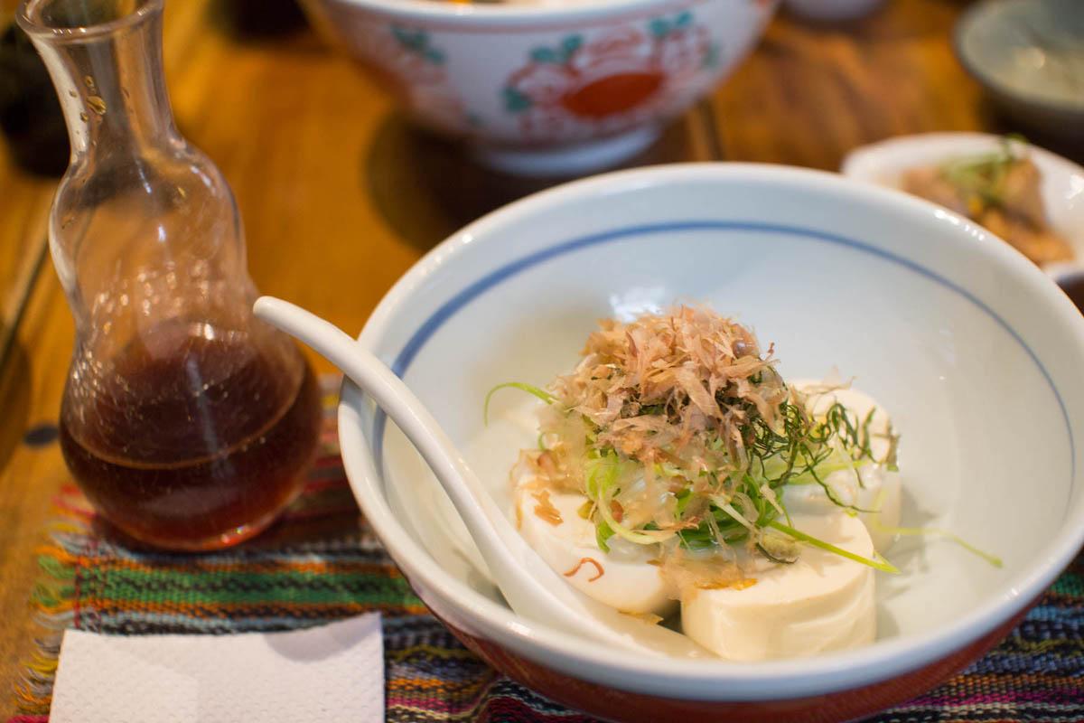 CHAYAの絶品日本食