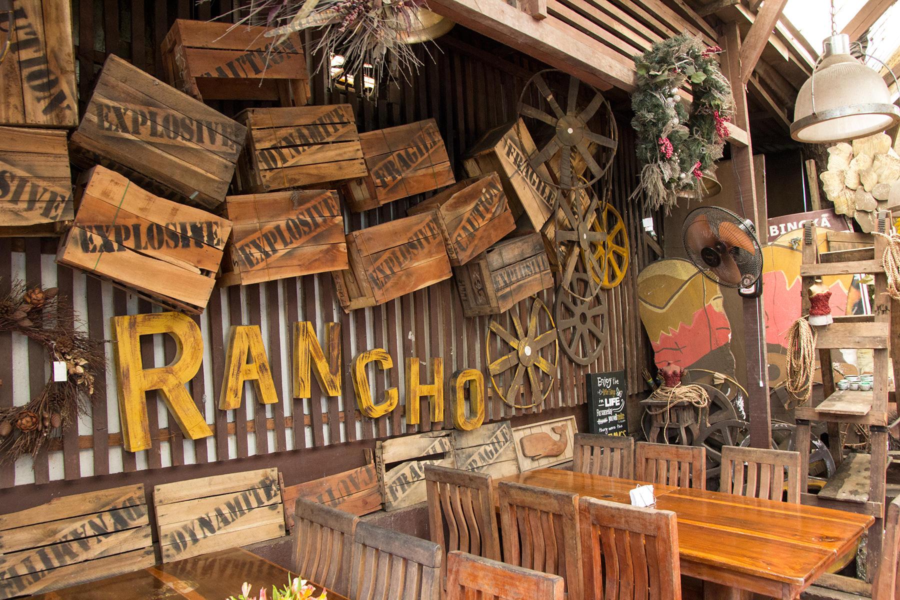 『Rancho Norte』外観・内装