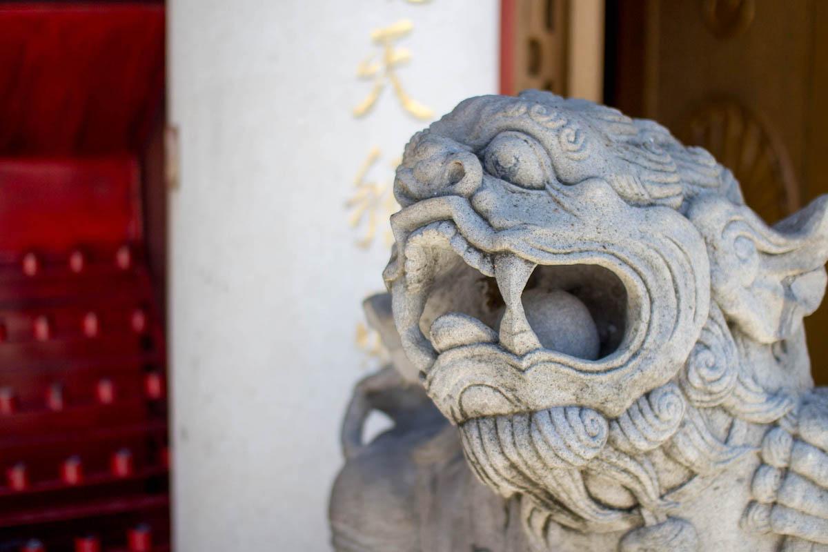 道教寺院マチョ寺
