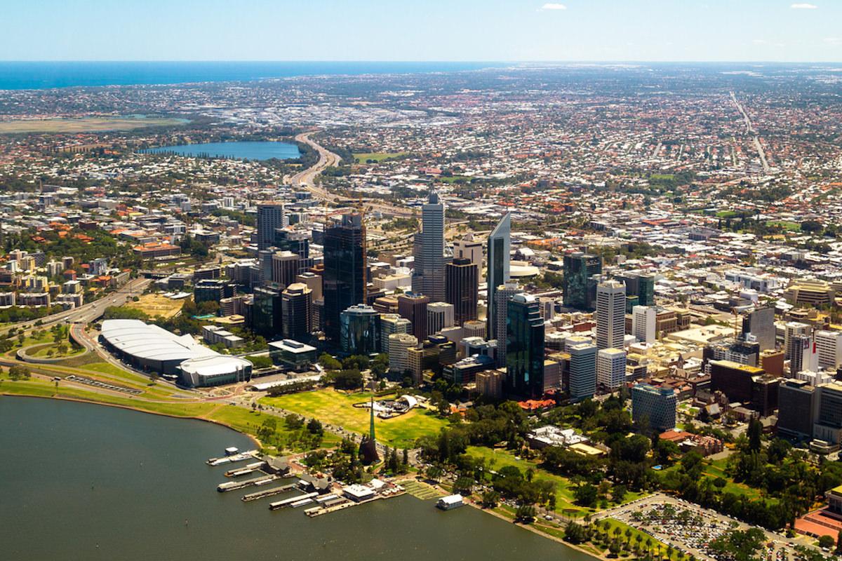 オーストラリア各主要都市の気候