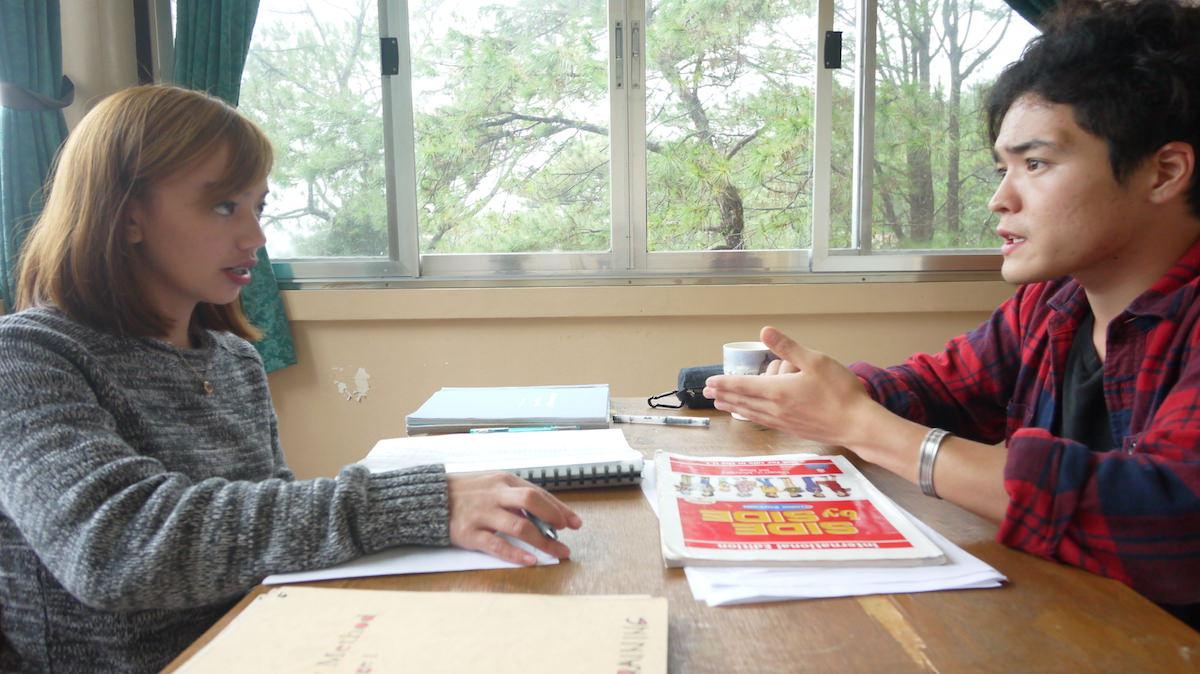 生徒と先生はバッテリー。ストーリーシェアで本気留学を知る