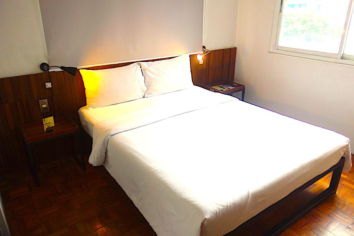 部屋(クイーンルーム)の質