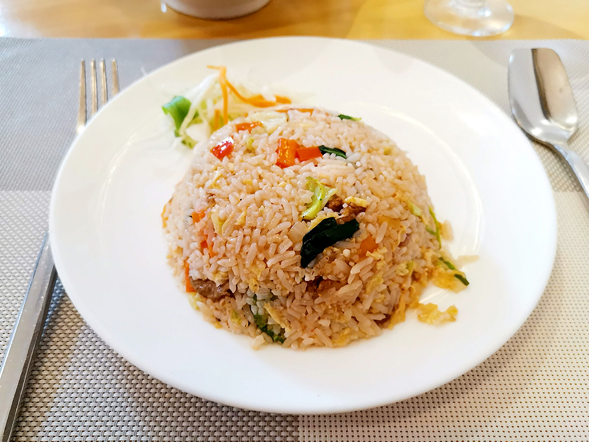 ROYAL KRUA THAIの料理