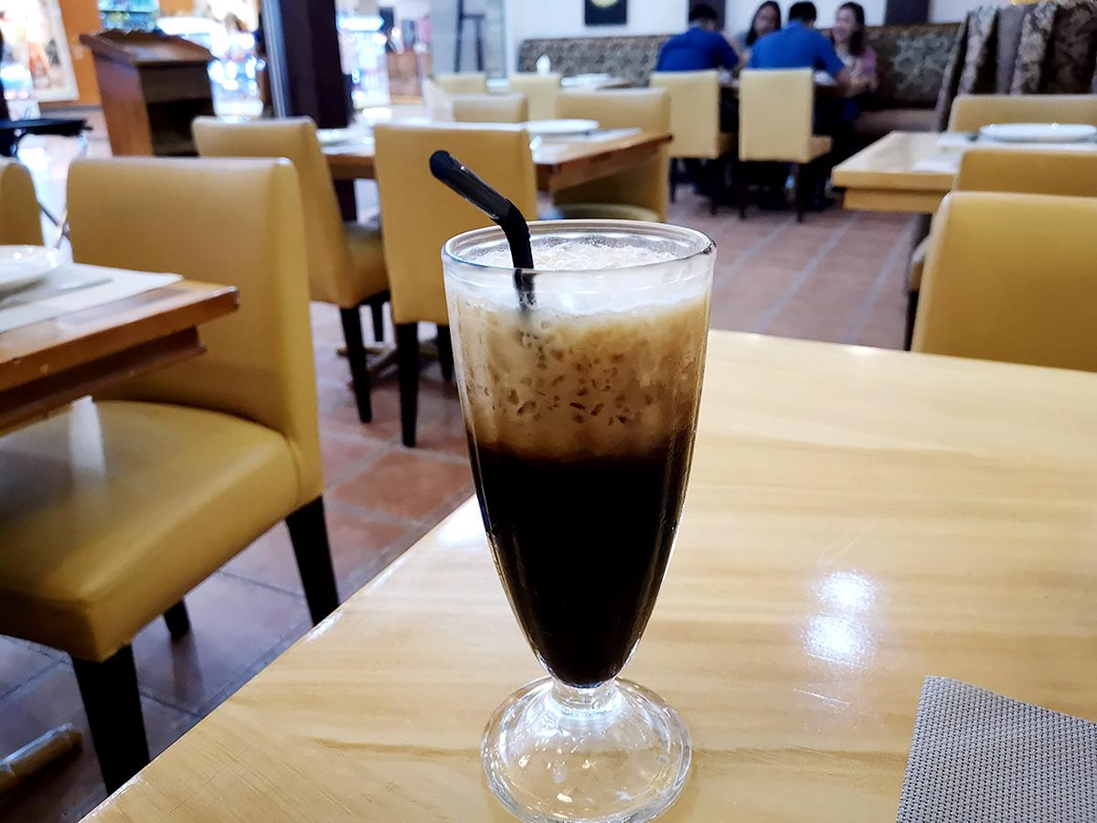 ROYAL KRUA THAIのタイコーヒー