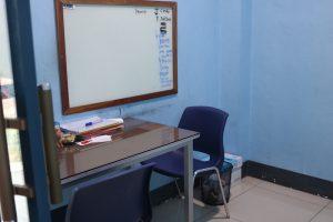 セブ島CPIのクラスルーム