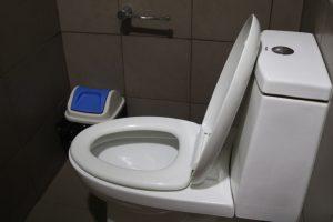 セブ島CPIのトイレの写真
