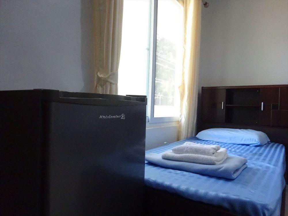 セブ島語学学校ELSAの部屋の写真